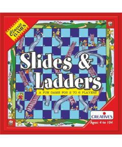 Classic Games Slides and Ladders