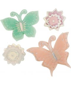 3D Butterfly Embellishment