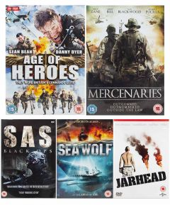 DVD Collection - War