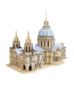 Quay DIY Woodcraft Construction Kits St Pauls Cathedral