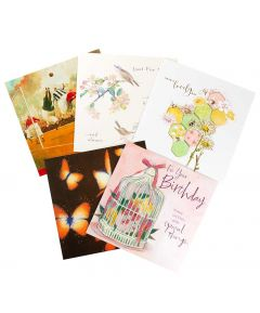 PK5 Greeting Cards