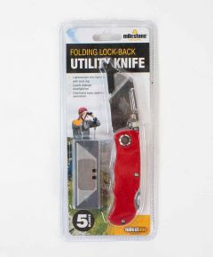 Milestone Folding & Locking Utility Knife