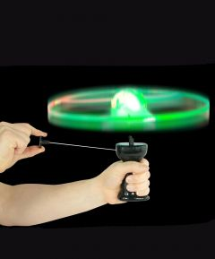Flying Disk with Light