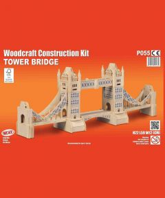 Quay DIY Woodcraft Construction Kits Tower Bridge