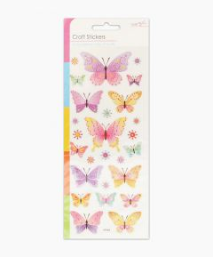 Stickers - Bird / Butterfly / Flowers