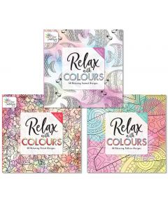 Colouring Books - 2nd Edition