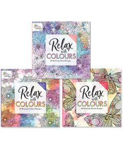 Colouring Books - 3rd Edition