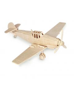 Wood Construction Kit - Messerschmitt