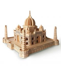 Wood Construction Kit - Taj Mahal