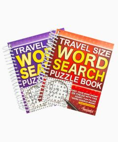 Word Search Travel Size - Set of 2