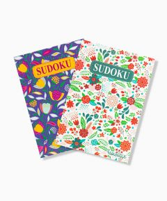 Sudoku Puzzle Book - Set of 2