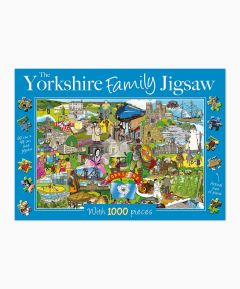 Jigsaw 1000pcs - Yorkshire