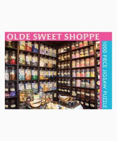Jigsaw 1000pcs - Olde Sweet Shoppe