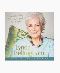There's Something I've Been Dying to Tell You 7 CD Audio Book