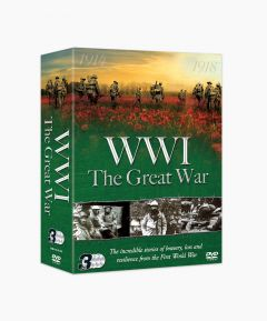 WWI The Great War 3 DVD Set