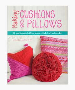 Making Cushions and Pillows