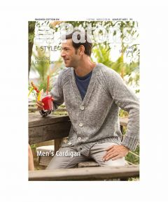 Pattern: Mens Cardigan