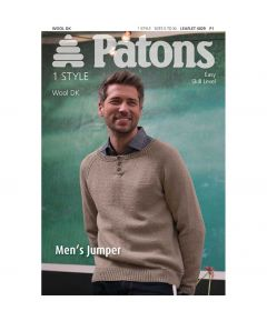 Pattern: Mens Jumper