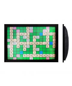 Lap Tray Scrabble