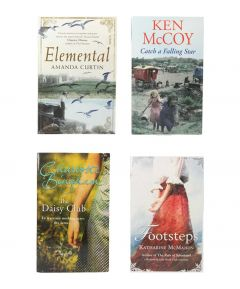 Fiction Book Collection 4 Pack