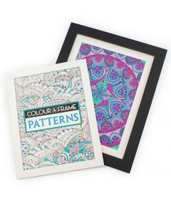 Colour & Frame - Patterns to Colour
