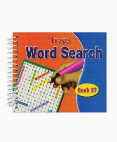 Word Search Books - Set of 4