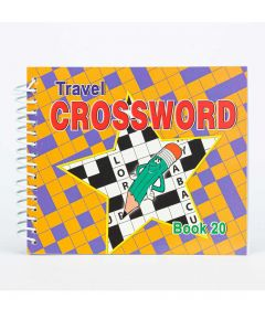 Crossword Book - Set of 2