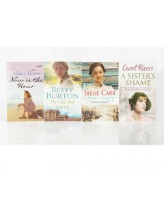 Fiction Book Collection - Pack of 4