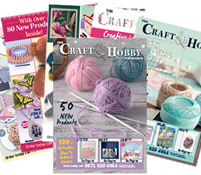 Craft and Hobby Catalogue about us